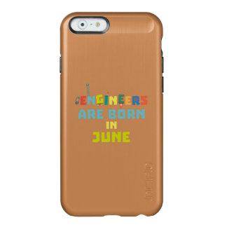 Capa Incipio Feather® Shine Para iPhone 6 Os engenheiros são em junho Zo3k7 nascidos