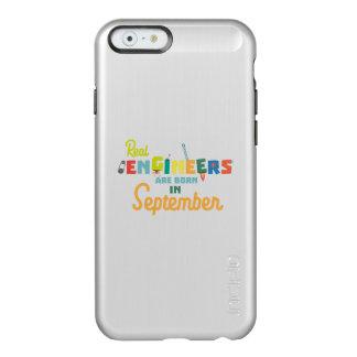 Capa Incipio Feather® Shine Para iPhone 6 Os engenheiros são em setembro Zt500 nascidos