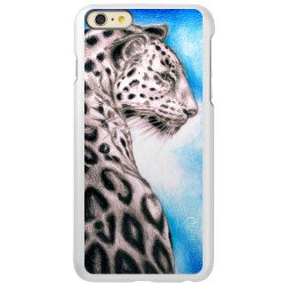 Capa Incipio Feather® Shine Para iPhone 6 Plus Arte de Jaguar