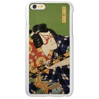 Capa Incipio Feather® Shine Para iPhone 6 Plus Ator japonês (#1) (impressão do japonês do