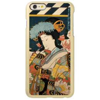Capa Incipio Feather® Shine Para iPhone 6 Plus Ator japonês (#2) (impressão do japonês do