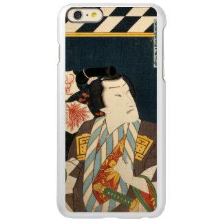 Capa Incipio Feather® Shine Para iPhone 6 Plus Ator japonês (#3) (impressão do japonês do
