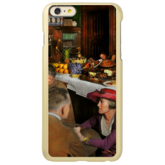Capa Incipio Feather® Shine Para iPhone 6 Plus Café - tentações 1915