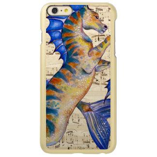 Capa Incipio Feather® Shine Para iPhone 6 Plus Canção do oceano