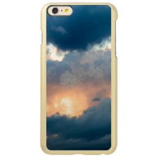Capa Incipio Feather® Shine Para iPhone 6 Plus de volta à mostra adiantada