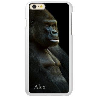 Capa Incipio Feather® Shine Para iPhone 6 Plus Foto do gorila