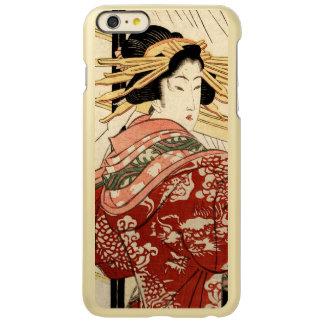 Capa Incipio Feather® Shine Para iPhone 6 Plus Hikeyotsu nenhum yoru nenhum ame (impressão do
