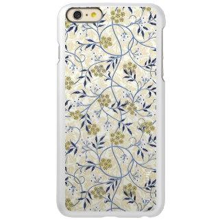 Capa Incipio Feather® Shine Para iPhone 6 Plus iPhone 6/6S do jasmim azul mais o brilho de