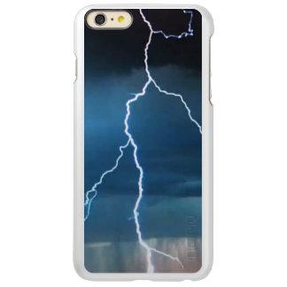 Capa Incipio Feather® Shine Para iPhone 6 Plus iPhone 6/6S do relâmpago mais o brilho de Incipio