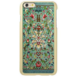 Capa Incipio Feather® Shine Para iPhone 6 Plus iPhone chinês 6/6S do teste padrão mais o brilho