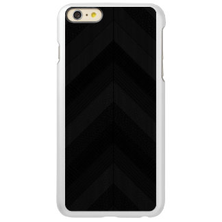 Capa Incipio Feather® Shine Para iPhone 6 Plus Listras escuras Textured