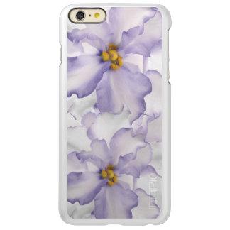 Capa Incipio Feather® Shine Para iPhone 6 Plus Orquídea bonita da lavanda