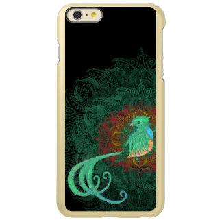 Capa Incipio Feather® Shine Para iPhone 6 Plus Quetzal encaracolado
