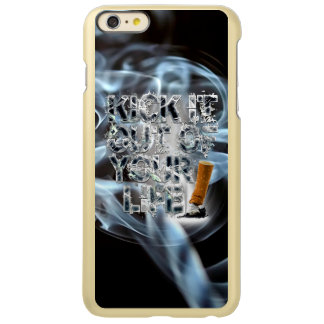 Capa Incipio Feather® Shine Para iPhone 6 Plus Retroceda-o fora de sua vida!