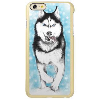 Capa Incipio Feather® Shine Para iPhone 6 Plus Rouco Siberian
