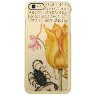 Capa Incipio Feather® Shine Para iPhone 6 Plus scorpio amarelo da tulipa
