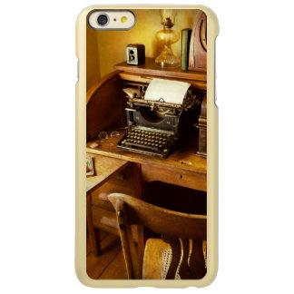 Capa Incipio Feather® Shine Para iPhone 6 Plus Trabalho - datilógrafo - uma pessoa com muitos