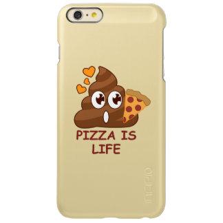 Capa Incipio Feather® Shine Para iPhone 6 Plus Vida do tombadilho da pizza