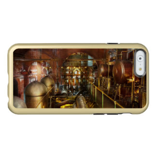Capa Incipio Feather® Shine Para iPhone 6 Steampunk - pense - tanques