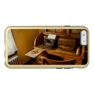 Capa Incipio Feather® Shine Para iPhone 6 Trabalho - datilógrafo - uma pessoa com muitos