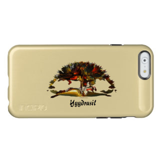 Capa Incipio Feather® Shine Para iPhone 6 Yggdrasil - a árvore de vida
