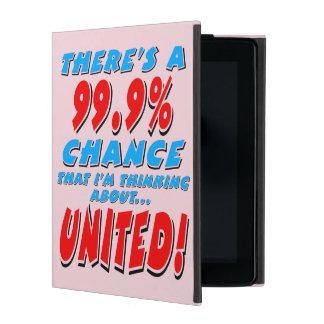 Capa iPad 99,9% UNIDO (preto)