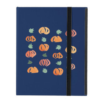 Capa iPad Abóboras com caso do iPad 2/3/4 das folhas
