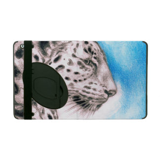 Capa iPad Arte de Jaguar