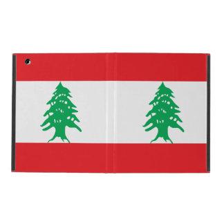 Capa iPad Bandeira de Líbano