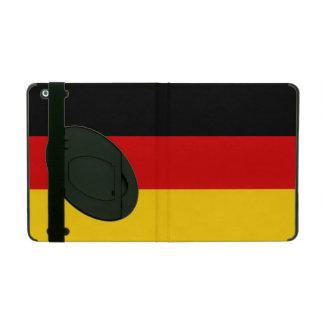 Capa iPad Bandeira nacional de Alemanha