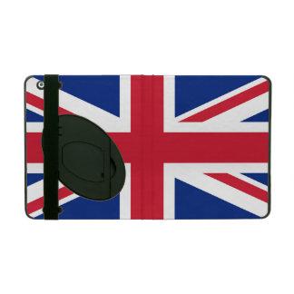 Capa iPad Bandeira nacional do Reino Unido Reino Unido,