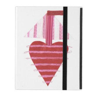 Capa iPad Caixa da Eu-Almofada 2/3/4 do barco de Loveheart