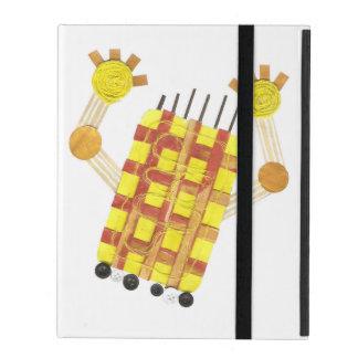 Capa iPad Caixa de patinagem da Eu-Almofada 2/3/4 do sabão