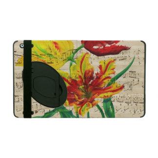 Capa iPad canções da tulipa
