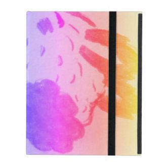 Capa iPad Caso bonito do iPad do arco-íris!