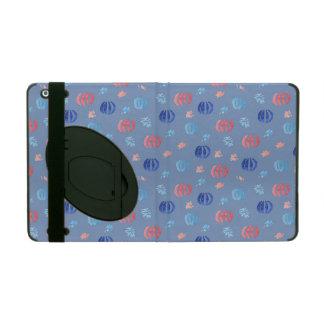 Capa iPad Caso chinês do iPad 2/3/4 das lanternas com