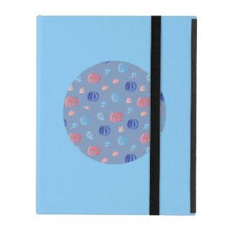 Capa iPad Caso chinês do iPad 2/3/4 das lanternas sem