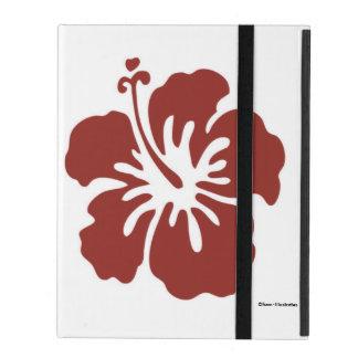 Capa iPad Caso do iPad da flor do hibiscus