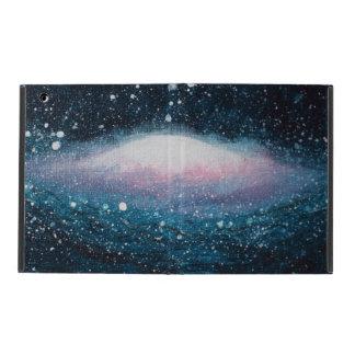 Capa iPad Caso do iPad da galáxia - design pintado original