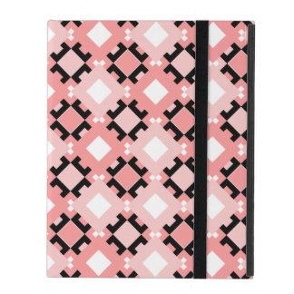 Capa iPad Caso geométrico do iPad do design do teste padrão