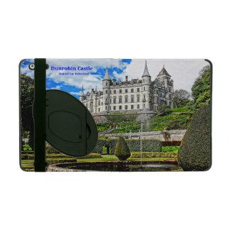 Capa iPad Castelo Seat de Dunrobin do clã Sutherland