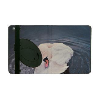 Capa iPad Cisne · Lago