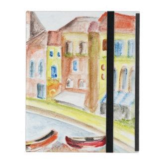 Capa iPad Conceito de Veneza