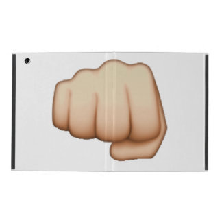 Capa iPad Emoj mim punho