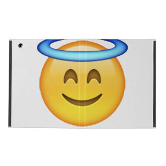 Capa iPad Emoji - anjo