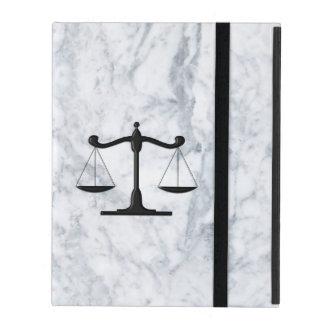 Capa iPad Escalas no mármore