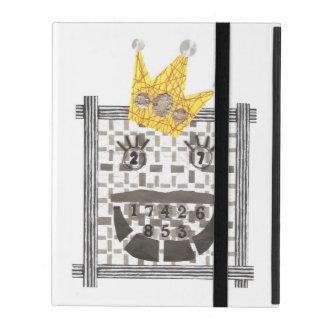 Capa iPad Exemplo do rei Sudoku Eu-Almofada 2/3/4