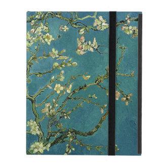 Capa iPad Flor da amêndoa de Vincent van Gogh