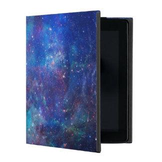Capa iPad Fundo GR3 dos Sparkles & das luzes do espaço