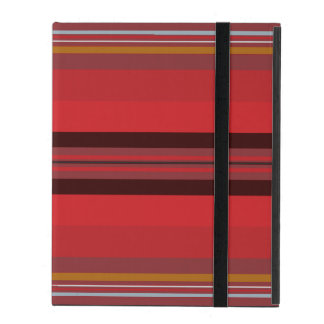 Capa iPad Listras - horizonte vermelho